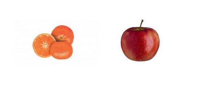 Fruit & légume en H - Liste complète des différentes variétés